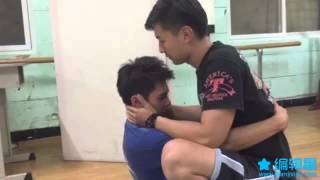 getlinkyoutube.com-逆襲網絡劇排練+日常 Counterattack webseries Chiwei rehearsal & behind the scene