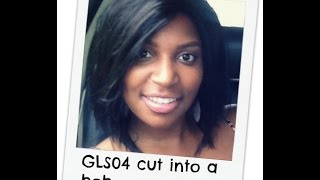 getlinkyoutube.com-72| Friday Night hair GLS 04 Lace front cut into a bob