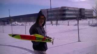 getlinkyoutube.com-Crawler Teds Garage  Snow Boating !!! With the Miss Geico