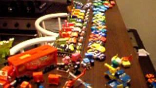 getlinkyoutube.com-DISNEY CARS PIXAR COLLECTION MAXENCE