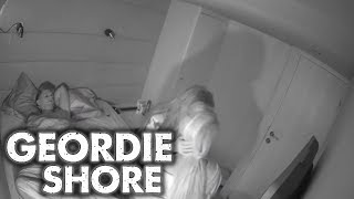 getlinkyoutube.com-GEORDIE SHORE SEASON 11 | CHARLOTTE AND CHLOE LESBIAN KISS FOR GAZ!! | MTV