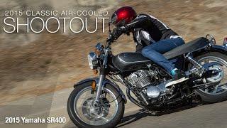 getlinkyoutube.com-2015 Yamaha SR400 - Classic Bike Shootout Part 3 - MotoUSA