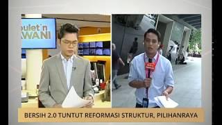 Bersih 2.0 tuntut reformasi struktur, pilihanraya kepada Majlis Penasihat Kerajaan