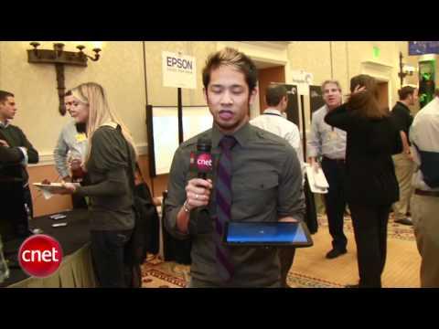 CES 2011: Motorola Xoom