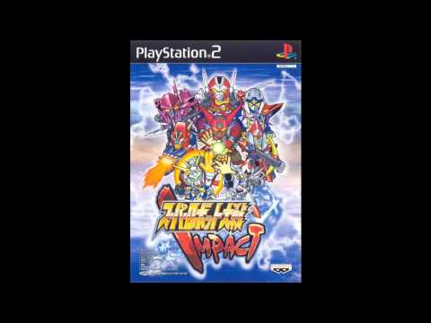 SRW Impact OST Disc 1 Track 22 Beyond the Time