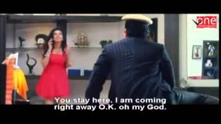 getlinkyoutube.com-Pratik Dixit Tries to Kiss Charu Asopa Forcefully Impatient Vivek