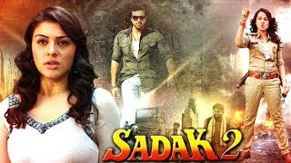 New Release South Dubbed In Hindi Action Movies 2018 | SADAK 2 | Latest South Action HD Movie width=