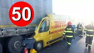 getlinkyoutube.com-Car Crashes Compilation # 50 - 2015 NEW - CCC :)