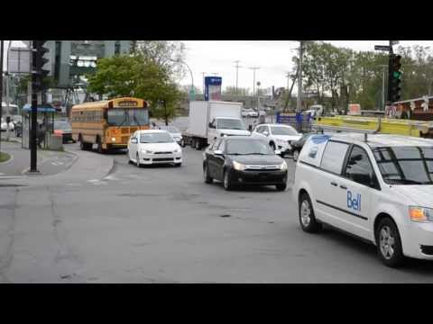 CITY AND SCHOOL BUSES ACTION - MONTREAL TRUCKING