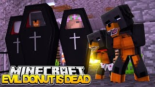 EVIL DONUT IS DEAD FOREVER!! - Minecraft Roleplay - Donut the Dog