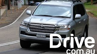 getlinkyoutube.com-Toyota LandCruiser GXL Review | Drive.com.au