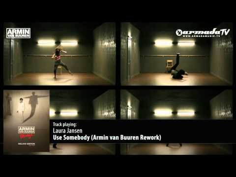 Laura Jansen - Use Somebody (Armin van Buuren Rework) -nRHrabHyTzk