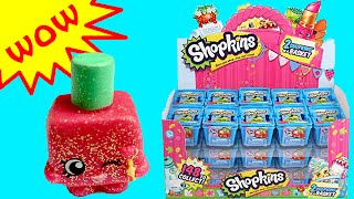 getlinkyoutube.com-Shopkins Blind Basket Opening with Season 1 ULTRA RARE Shopkins Toy Unboxing