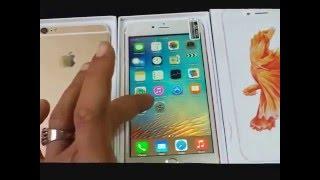 getlinkyoutube.com-Iphone 6s plus high first copy بضمان سنة من الاسطورة جروب