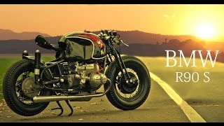 getlinkyoutube.com-Cafe Racer (BMW R90 S by Sebastien Beaupere)