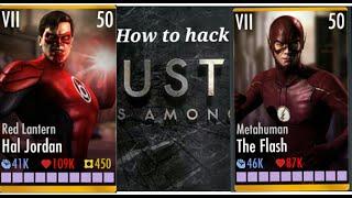 getlinkyoutube.com-how to hack injustice gods among us