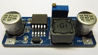 getlinkyoutube.com-DealExtreme DC-DC boost converter review (LM2577)