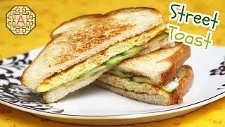 getlinkyoutube.com-Street Toast (길거리 토스트)