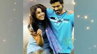 Mayakam enna movie cute lyrics whatsapp status😍|nan sonadhum mazha vanthucha song whatsapp status😍