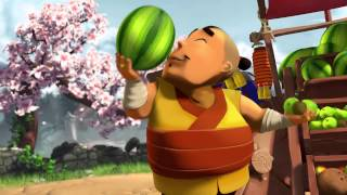 getlinkyoutube.com-Fruit Ninja Free Trailer HD