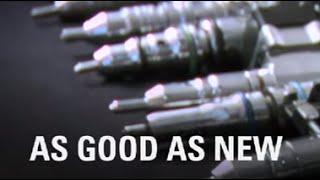 getlinkyoutube.com-Cat® Reman Fuel Injectors | Remanufacturing Used Injectors