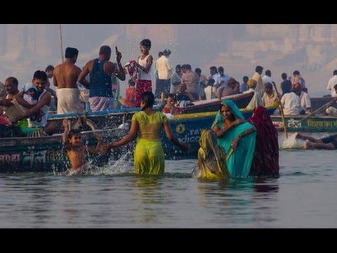 Holy Ganga Bath-A Culture