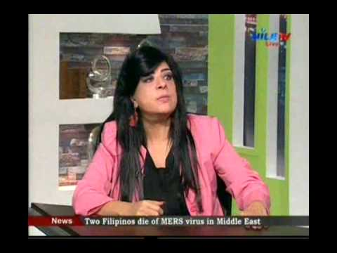 The Daily Debate Dr Mona Zaki Dr Iman Baibers 22 5 2014 3