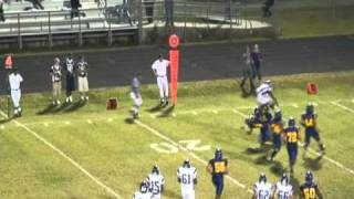 CHANCE NELSON #22 JUMPING 2 DEFENDERS