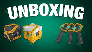 "getlinkyoutube.com-TF2: ""Confidential Case"" & ""Quarantined Case"" Unboxing! Part 1"