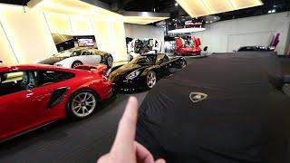 Finding a Mysterious $5Million Lamborghini 🤫 width=