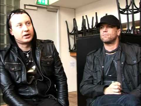 Pendulum 2008 interview - Gareth McGrillen and Perry ap Gwynedd (part 3)