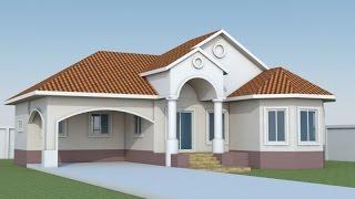 getlinkyoutube.com-แบบบ้านชั้นเดียวสวยๆ 3ห้องนอน2ห้องน้ำ และบ้านชั้นครึ่ง