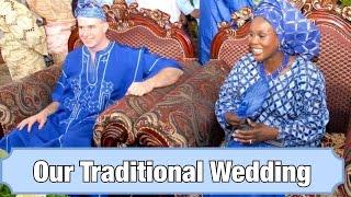 getlinkyoutube.com-Our Traditional African Wedding in Nigeria. | Fumi Desalu-Vold