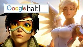 getlinkyoutube.com-War Overwatch overhyped? - Google halt!