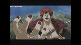 Eustass Kid kills Haritsu Kendiyo