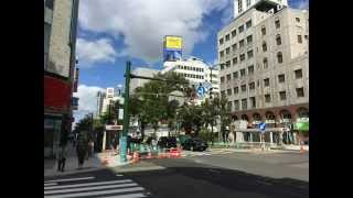 getlinkyoutube.com-札幌 すすきの 大通公園 二条市場