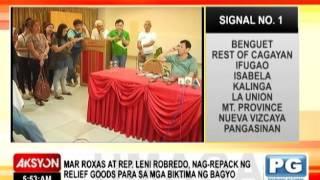 getlinkyoutube.com-Kampo nina Sen. Marcos, Sen. Poe, naniniwalang si Roxas ang nanira kay Duterte
