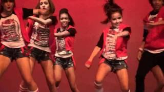 getlinkyoutube.com-Next Generation Dancers - Sierra Neudeck - Floor Rookies (The Rage)
