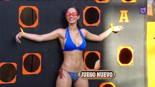 "getlinkyoutube.com-Pauli Bolatti ""A Todo o Nada"" Bombitas de agua en Bikini - 1"