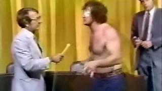 getlinkyoutube.com-Terry Funk - Most Insane Promo Ever! (1981) Classic Memphis Wrestling Performance