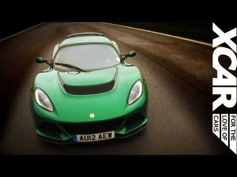 Lotus Exige S: The Ultimate Lotus? - XCAR