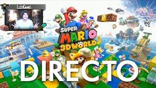getlinkyoutube.com-MARIOOOO!! #DirectoLuzuGames - [LuzuGames]