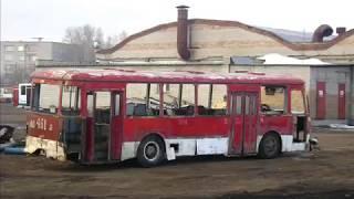 getlinkyoutube.com-Списанные автобусы г. Пенза (Апрель 2011)