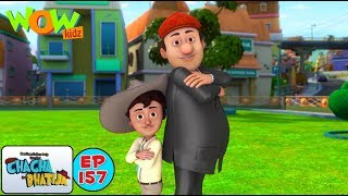 Funtooshnagar ka hero - Chacha Bhatija - 3D Animation Cartoon for Kids - As seen on Hungama