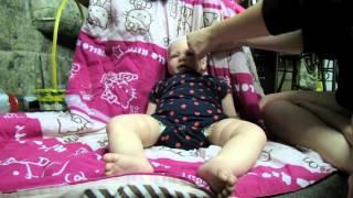 getlinkyoutube.com-Reborn Toddler Lillah's Morning Routine!