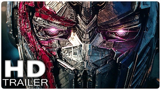 TRANSFORMERS 5 Trailer 2 | The Last Knight (2017)