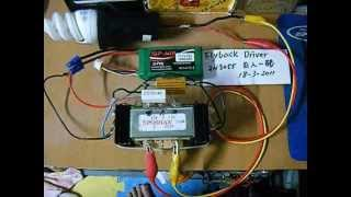 getlinkyoutube.com-12v flyback inverter 5w~220v CFL