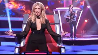 getlinkyoutube.com-Best the voice Australia all of time Blind
