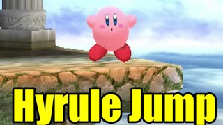 getlinkyoutube.com-Who Can Make The Reversed Hyrule Jump In Super Smash Bros Wii U (2.0 Final)
