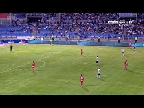 Iraklis-Olympiakos 2-1 2010-2011 (full match)